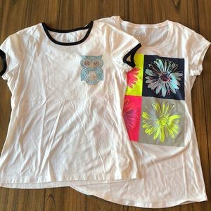 Girl's Justice T-shirt's